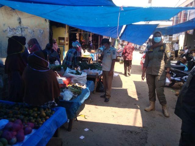 Patroli Tibum Blok Prokes di Gadingrejo